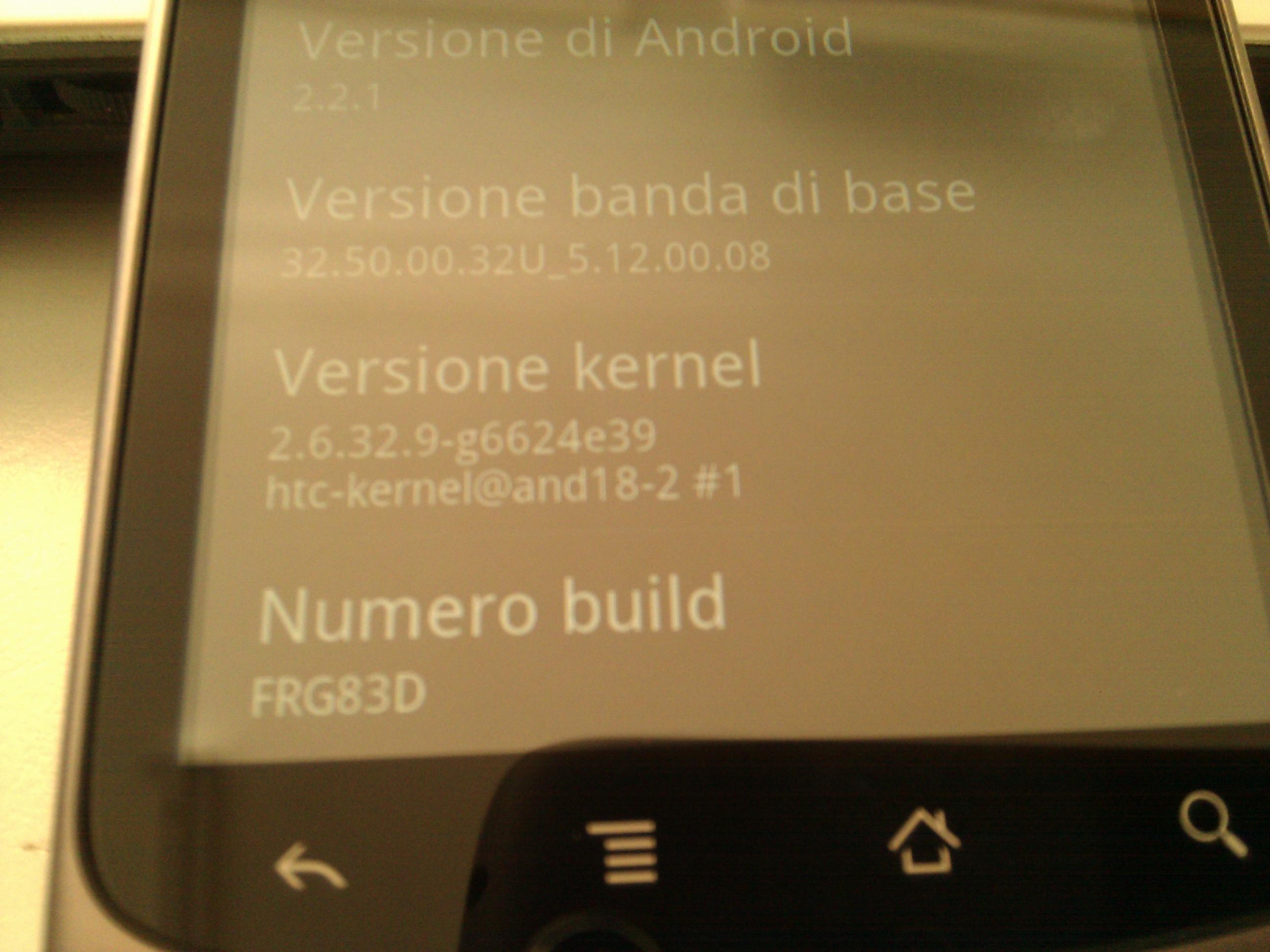 Nexus One Vodafone… non più! Finalmente!