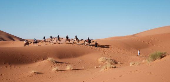 Malinteso nel deserto!