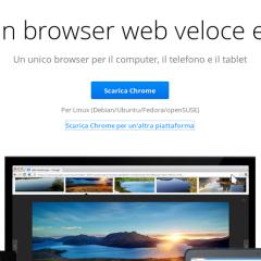 Google Chrome – Installazione Offline